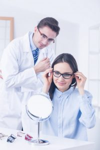 Accent Eye Care optician