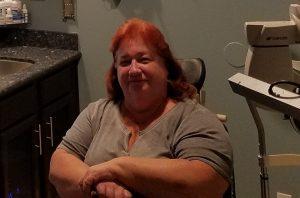 Accent Eye Care Mary Sue Tesetimonial