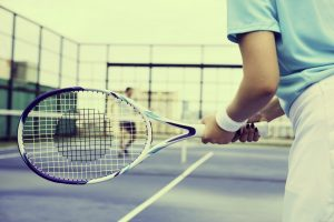 Accent Eye Care tennis