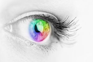 Accent Eye Care girl-colorful-and-natural-rainbow-eye-PGNXRWQ