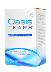 Accent Eye Care Oasis_TEARS