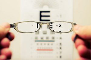 Accent Eye Care Visual Acuity Test