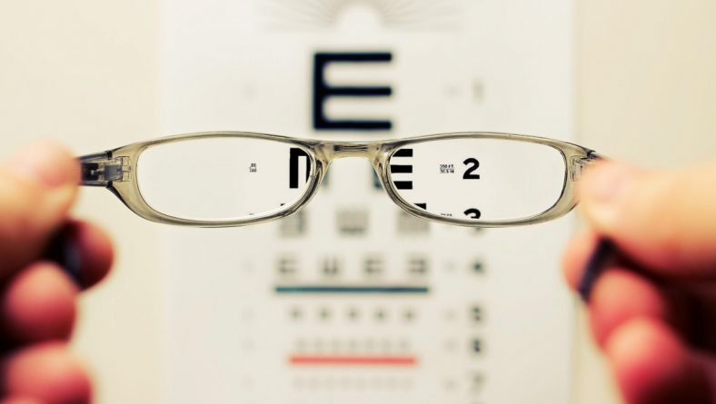 Accent Eye Care Visual Acuity Test | Accent Eyes