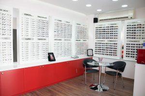 Accent Eye Care display-eye-optician-eyesight