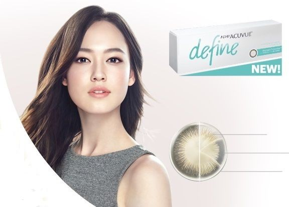 Accent Eye Care What Acuvue contact lenses can do for your eyes